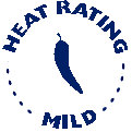 Heat Rating - Mild