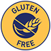 Gluten Free / Suitabel for Coeliacs symbol
