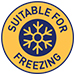 Suitable for Freezing symbol