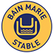 Bain Marie stable symbol