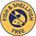Fish and Shellfish Free